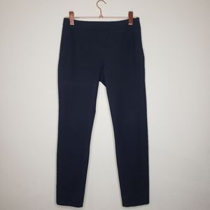 TORY BURCH Navy Blue pull on pants Size 6